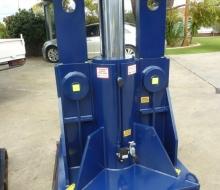 BHP Billiton 1200 Ton Hydraulic Jacking System 4