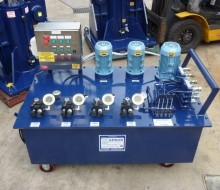 BHP Hydraulic Power Pack