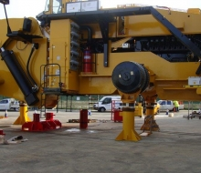 Joy Global Telescopic Jacking system 1