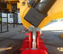 Joy Global Telescopic  Jacking system 3