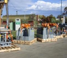 RioTinto Loco Bearing Changing Facility 1