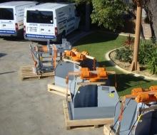 RioTinto Loco Bearing Changing Facility 4