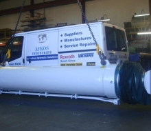Repair Large Hydraulic Cylinders 1