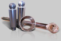 Diamond Plate Side Tool Box: Diamond Chrome Plating